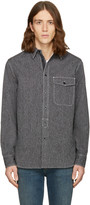 Rag & Bone Black Cpo Shirt