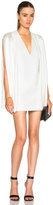 Dion Lee Soft Tailoring Spiral Sleeve Dress