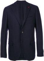 Lardini two button blazer - men - Polyester/Cupro/Viscose/Wool - 46