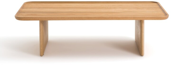 Am.pm. Medito Coffee Table in Solid Oak