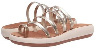 Ancient Greek Sandals Niki Comfort (Platinum) Women's Shoes