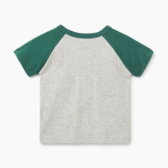 Roots Baby Cooper Beaver Raglan T-shirt