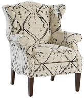Michael Thomas Collection Bradford Accent Chair - Ivory/Black