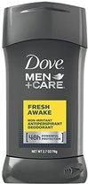 Dove Men+Care Antiperspirant Deodorant Stick, Fresh Awake 2.7 oz