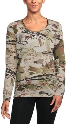 Under Armour Women's UA Threadborne Early Season Long Sleeve