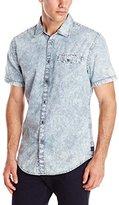 Calvin Klein Jeans Men's Foulard Print Shirt