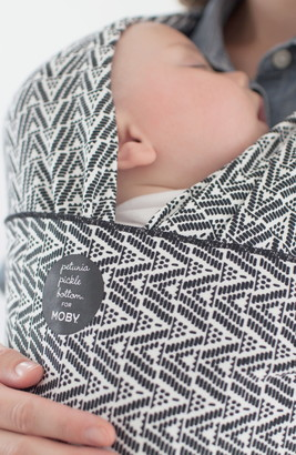 MOBY x Petunia Pickle Bottom Baby Carrier