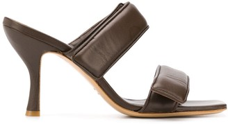 Couture Gia x Pernille Teisbaek double strap sandals
