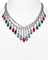 "Aqua Hayley Statement Necklace, 16"" - 100% Exclusive"