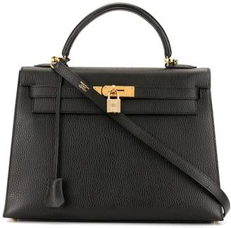 Hermes pre-owned Kelly 35 Sellier 2way bag
