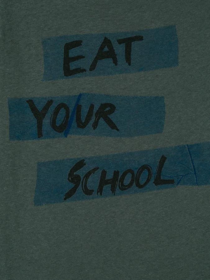Bellerose Kids Eat Your School T-shirt