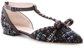 Kate Spade Becca d'Orsay Ankle Strap Flat