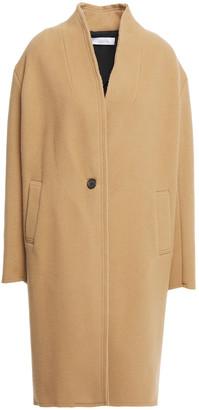 IRO Malara Wool-blend Felt Coat