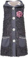 Richie House Girls' Winter vest with fleece RH225-A