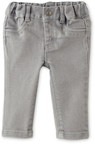 Petit Bateau Baby gray denim pants