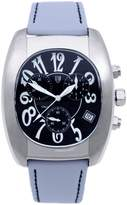 Lancaster 0289SWW - Men's Watch, Strap Leather Color bianco