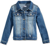 Epic Threads Denim Jacket, Toddler & Little Girls (2T-6X), Only at Macy's