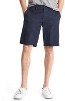 """Gap Double-face dobby shorts (10"""")"""
