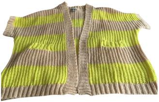 Essentiel Antwerp Yellow Wool Knitwear