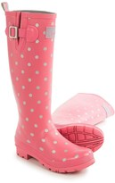 Joules Welly Print Rain Boots - Waterproof (For Women)