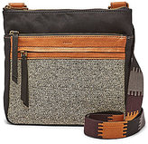 Fossil Corey Colorblocked Cross-Body Bag