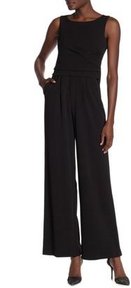 Calvin Klein Ruched Jumpsuit