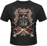 Star Wars Metal Vader Official Mens New T Shirt