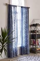 Urban Outfitters 4040 Locust Bali ZigZag Curtain