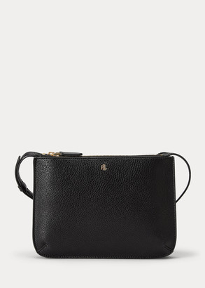 Ralph Lauren Faux-Leather Carter Crossbody