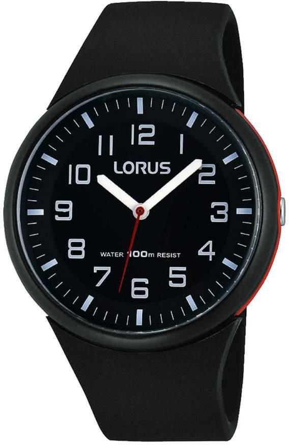 Lorus Youth Medium Sports Watch in Black RRX47DX-9