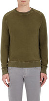Massimo Alba Men's Cashmere Crewneck Sweater-GREEN