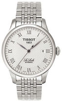 Tissot Mens Le Locle Automatic Stainless Steel Watch