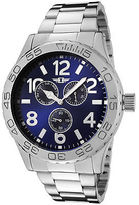 I by Invicta 41704-002 Men's Multi-Function Stainless Steel Blue Dial