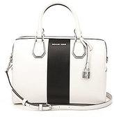 MICHAEL Michael Kors Mercer Center-Stripe Medium Duffel