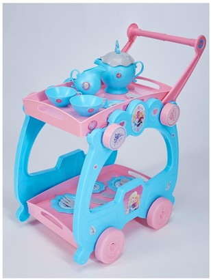 Frozen Tea Party and Serving Trolley Set