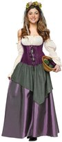 Fun World Costumes Corset Tavern Wench Costume - Womens
