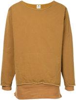 SASQUATCHfabrix. classic knitted sweater