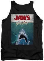 Black 'Jaws' Tank - Men's Regular
