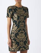 Monsoon Roberta Jacquard Dress