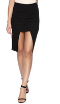 Iris Solid Envelope Skirt