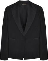 The Row Tulsha wool blazer