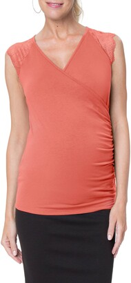 Stowaway Collection Chelsea Maternity/Nursing Tank