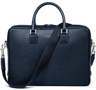 Aspinal of London Small Mount Street Laptop Bag