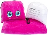 Trendy Kid Travel Buddies Snoozy Blanket and Pillow Set - Bella Butterfly