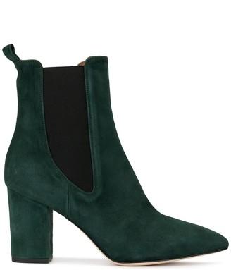 Paris Texas high-heel Chelsea boots