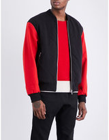 Dries Van Noten Hessan Quilted Bomber Jacket