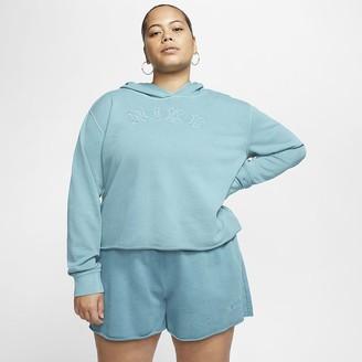 Nike Women's Pullover Hoodie (Plus Size Sportswear