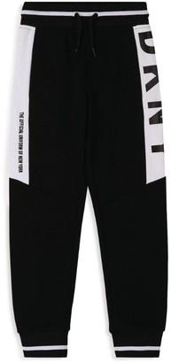 DKNY Side Logo Sweatpants (6-16 Years)