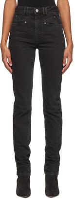 Isabel Marant Black Nominic Jeans