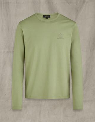Belstaff Long Sleeved T-Shirt